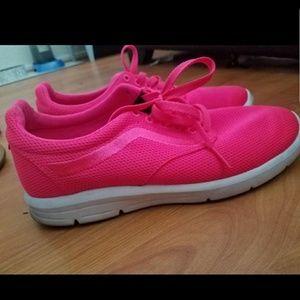 Vans workout shoes